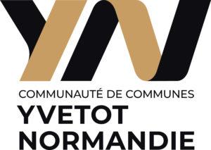 LOGO YVETOT NORMANDIE RVB