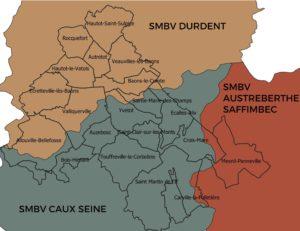 carte SMBV