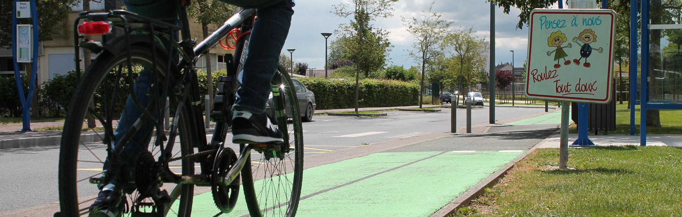 Un Plan vélo pour la CCYN