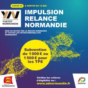 Impulsion relance AD